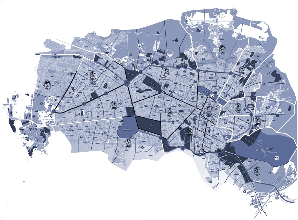 مناطق برای قالیشویی مشهد